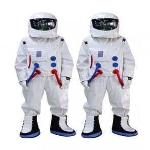 Giant Astronaut Mascot Costume