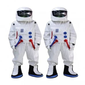 Giant Astronaut Mascot Costume For Kids