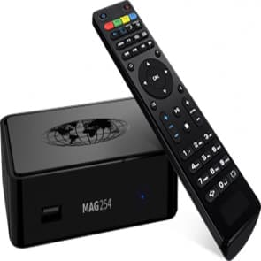 MAG254 255 IPTV OTT Set Top Box