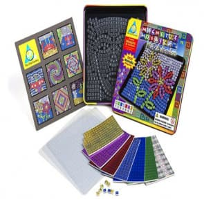 Educational Craft Gift Orb Factory Magnetic Mosaic Puzzle Kit