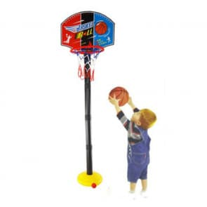 Toddler Basket Hoop Set (1.7ft-3.75ft) (50-115cm)