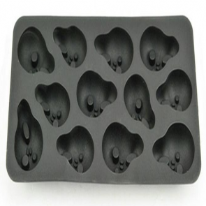 Ghost Scream Face Ice Cubes Silicone Ice Cube