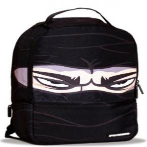 Sprayground Ninja Black Backpack Laptop Bag