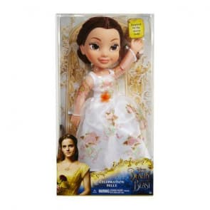 Disney Beauty and the Beast Celebration Belle Doll