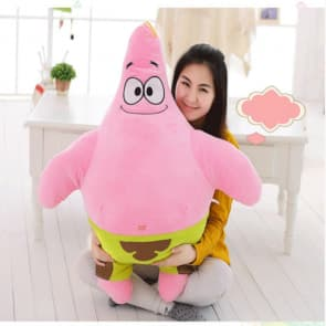 Giant SpongeBob Patrick Bed 150cm 5 ft