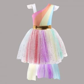 Gabrielle Kids Unicorn Tulle Dress