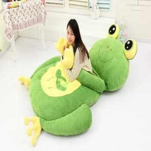 Giant Frog Plush Pillow Bed 200cm 6.5ft