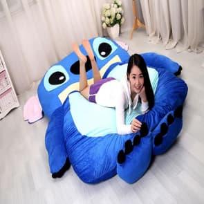 Giant Stitch Plush Pillow Bed 230cm 7.5ft