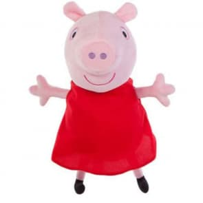 Peppa Pig Plush Doll Toy 30cm 12 inches