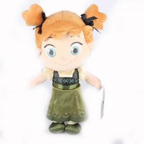 "Disney Toddler Frozen Anna Plush Doll Toy 12"" 30cm"