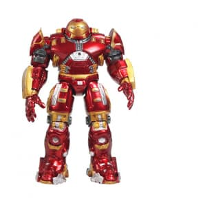 34cm Collectible Avengers Hulk Buster Action Figure