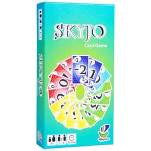 SkyJo by Magilano The Ultimate Card Game