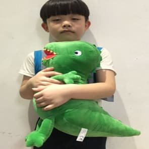 Peppa Pig Dinosaur Plush Toy 40cm