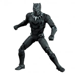 34cm Collectible Black Panther Action Figure