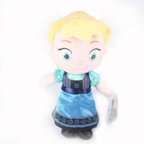 "Disney Toddler Frozen Elsa Plush Doll Toy 12"" 30cm"
