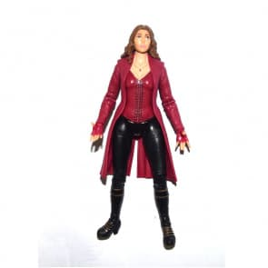 34cm Collectible Scarlet Witch Action Figure