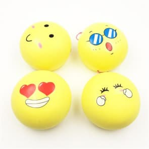 Pack of 3 Emoji Squishies Squishy