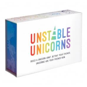 Unstable Unicorns Game Card