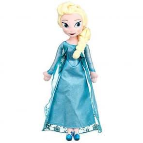 Disney Frozen Giant Elsa Plush Doll Toy 20 inches 50cm