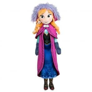 Disney Frozen Giant Anna Plush Doll Toy 20 inches 50cm