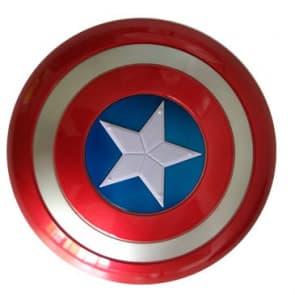 Captain America Costume Accessory Light Up Shield